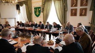 Sesja rady miasta (26.03.2018)
