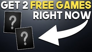 Get 2 FREE PC Games NOW and GPU Prices GOING DOWN!