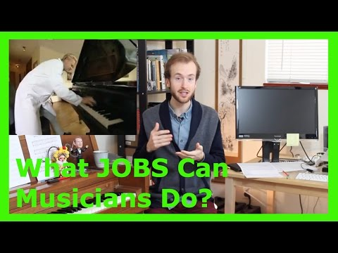 Ask a Maestro: What Jobs Can Musicians Do?