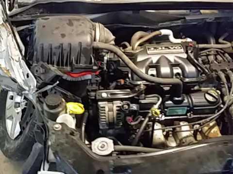 CK1095 - 2009 Dodge Caravan SE - 3.3L Engine - YouTube