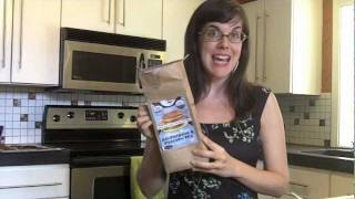 Wholesome Chow Vegan Allergy-free Sugar-free Baking Mix