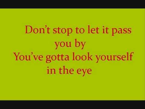 Wonderful Gary Go mit lyrics