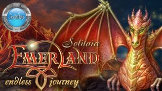 Emerland Solitaire Endless Journey Gameplay 60fps