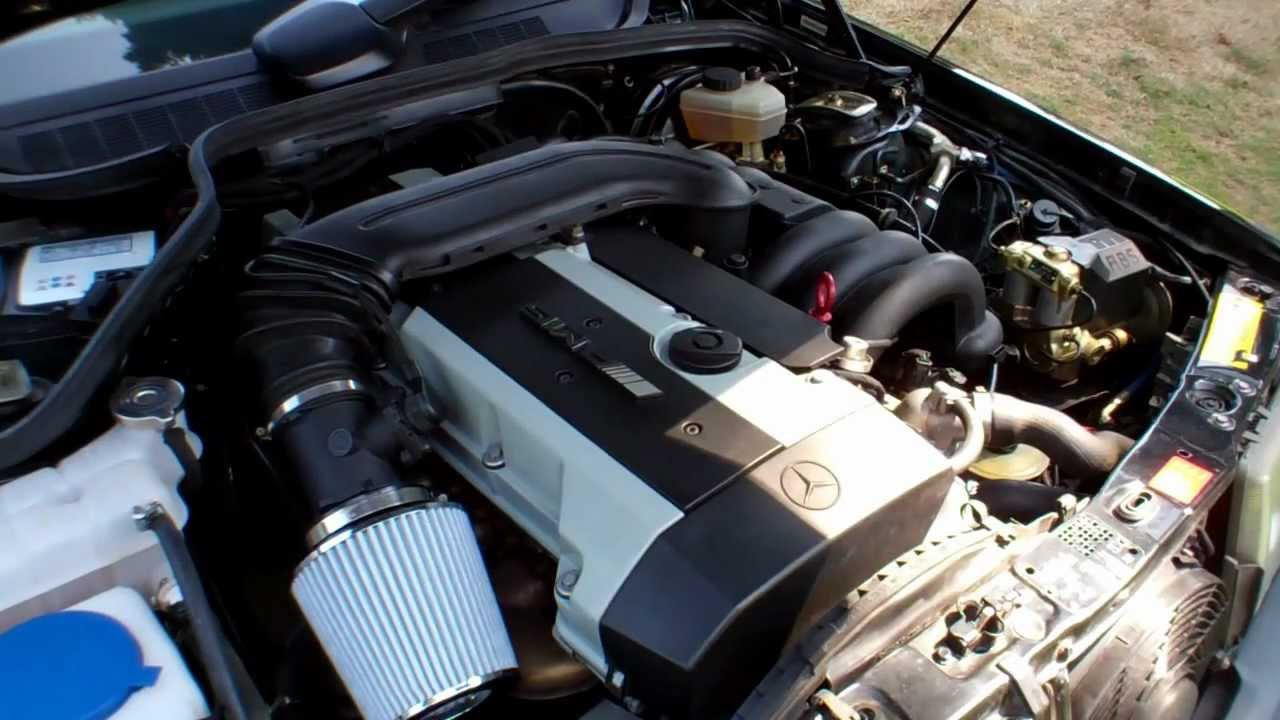 Mercedes 1993 190e Limited Edition Sportline With 36l M104 Amg. Mercedes 1993 190e Limited Edition Sportline With 36l M104 Amg Motor Youtube. Wiring. 190e Engine Diagrams For M B At Scoala.co