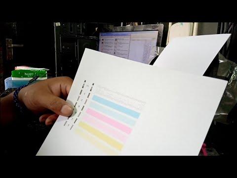 Cara Perawatan atau Cleaning Printer Canon iP2770 dan iP2700.