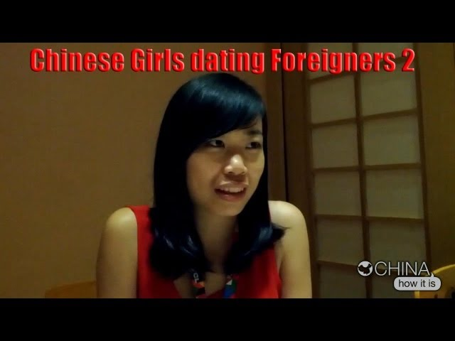 China, How it is - Chinese Girls Dating Foreigners ep. 2 - Vivi