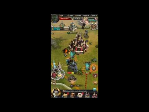 War and Order: Territory Defense Alliance Event Intro