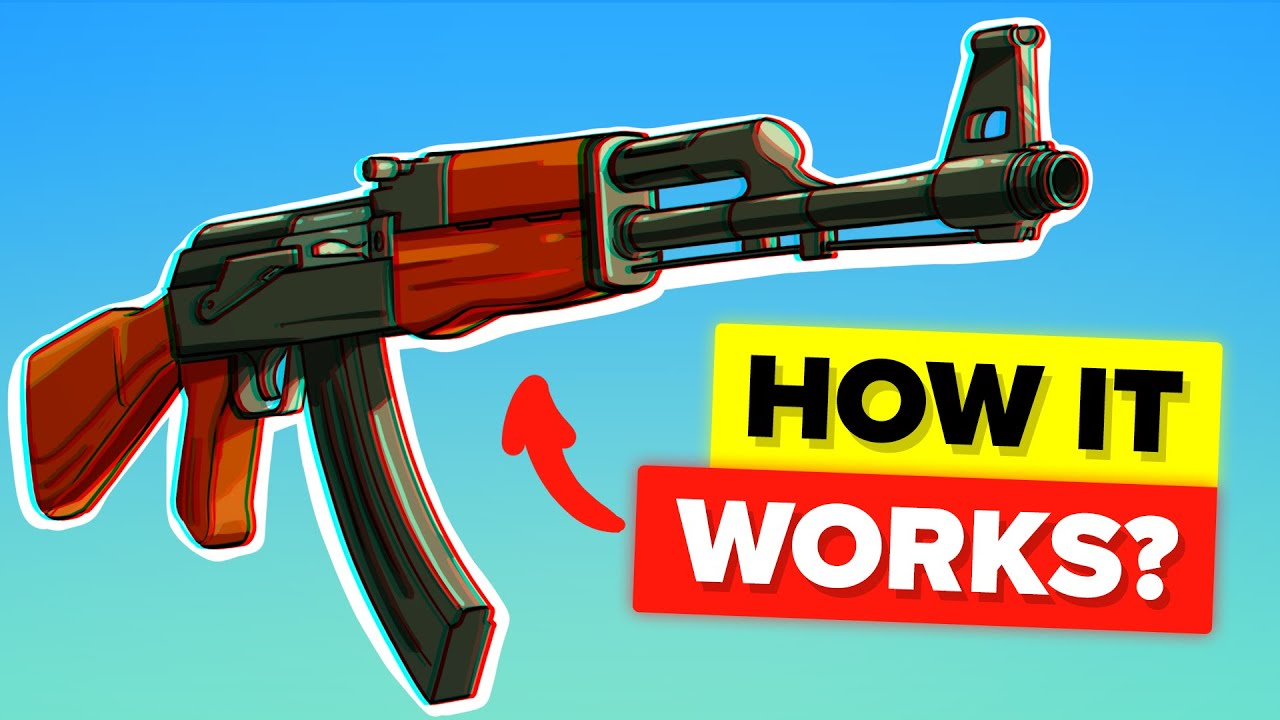 How It Works: The AK-47
