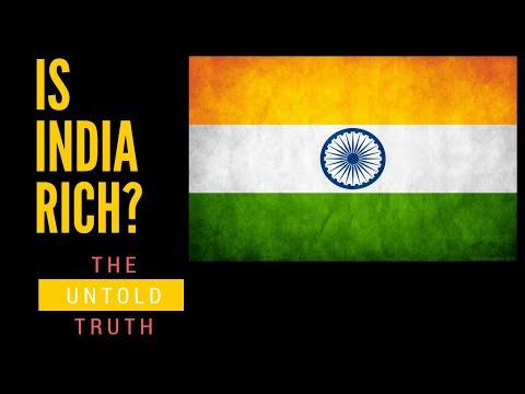 Is India Rich?