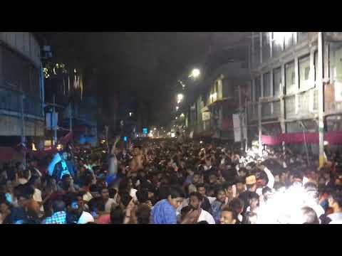 Ranveer Mitra Mandal Ganpati Visarjan 2018 🔥 Crowd🔥