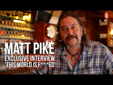 Sleep / High on Fire's Matt Pike: 'This World is F***ed'
