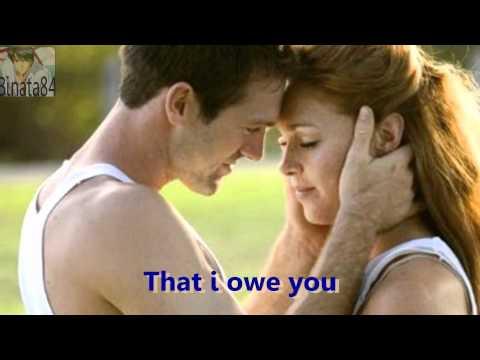 I Owe You By Lee Greenwood