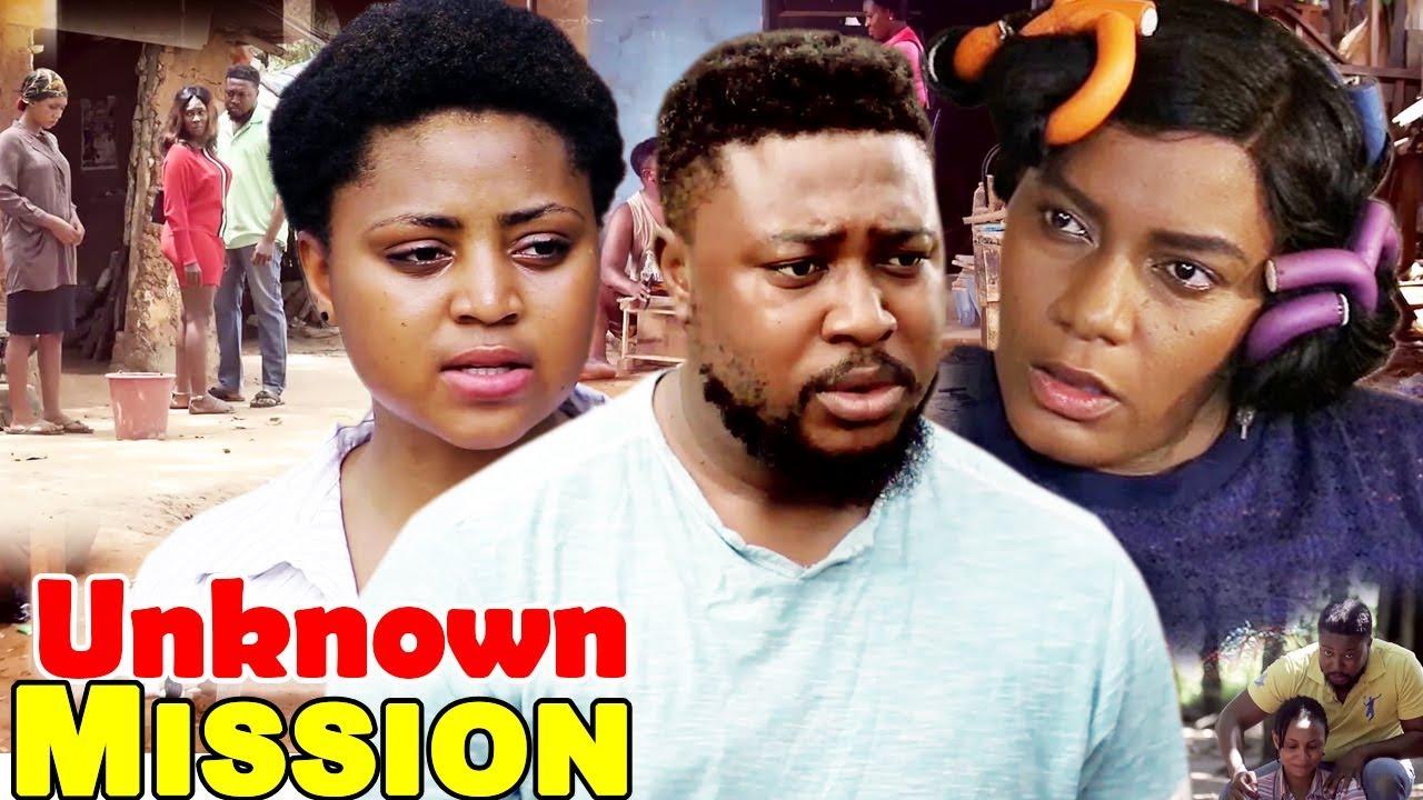 Download Unknown Mission Season 3 & 4 - ( Regina Daniels ) 2019 Latest Nigerian Movie