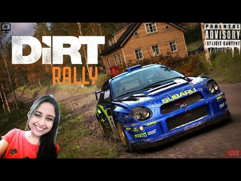 DiRT Rally - The Dark Souls of Racing games!  