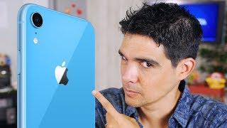 Mejor comprar el iPhone XR (la tiene más grande)
