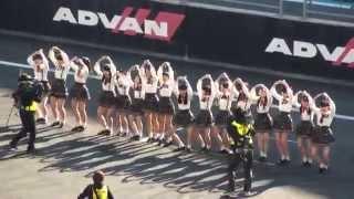 2014年11月23日、富士スピードウェイにて TOYOTA GAZOO Racing FESTIVAL...