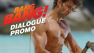 Meri Zip Kholo - BANG BANG! Dialogue Promo | Hrithik Roshan & Katrina Kaif