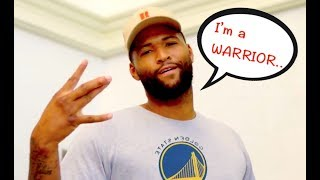 "NBA Players ""Live Reaction of Being Traded/Signed"" Compilation"
