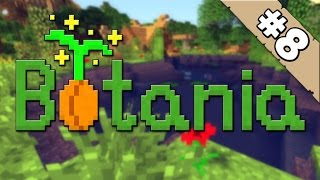 Botania (1.7.10) - Assembly Halo And Enchanting With Mana #8