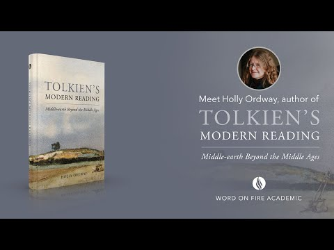 What Books Did J.R.R. Tolkien Read? - An Interview with Dr. Holly Ordway
