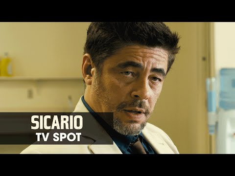 Sicario (2015 Movie - Emily Blunt) Official TV Spot -