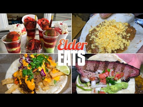 Elder Eats: Episode 14 | Tacos & Chamoy With Eatmigos