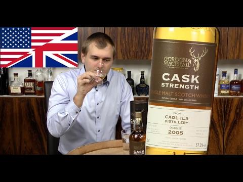 Whisky Review/Tasting: Caol Ila 11 years 2005 Gordon & MacPhail