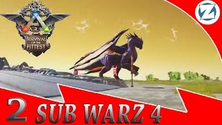 Ark Survival Of The Fittest SubWarz 4 - E2 - Taming the Dragon