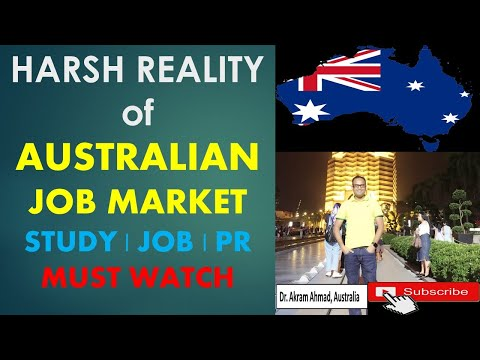 Reality Of Australian Job Market | Jobs Opportunities For  International Students