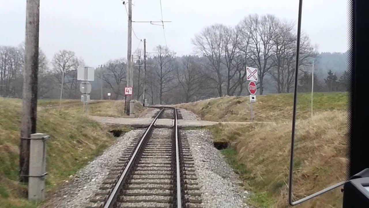 Führerstandsmitfahrt