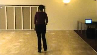 THIRD RATE ROMANCE LINE DANCE