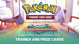 How to Play the Pokémon TCG: Trainer Cards