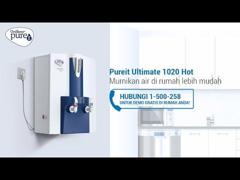 Unilever PUREIT Ultimate 1020 Hot - Coffee Demo