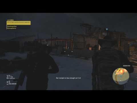 Tom Clancy's Ghost Recon: Wildlands - Peruvian Connection Mission - La Cabra