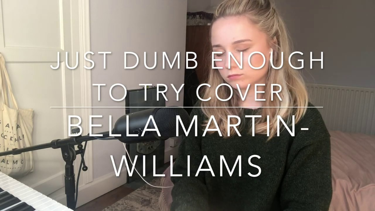 Just Dumb Enough To Try Cover - Father John Misty