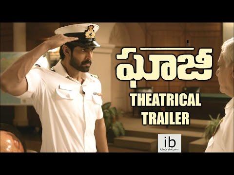 Ghazi theatrical trailer - idlebrain.com