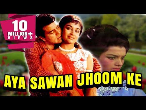 Aya Sawan Jhoom Ke (1969) Full Hindi Movie   Dharmendra, Asha Parekh, Balraj Sahni