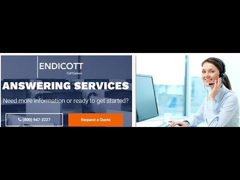 Virtual Receptionist Answering Service, Outsource Virtual Operator,  Outsourced Virtual Receptionist