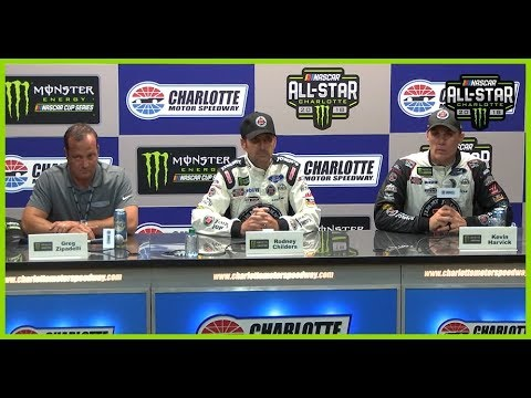 Full Kevin Harvick post All-Star Race press conference