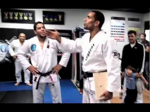 Renato Laranja Visits ATOS academy in San Diego