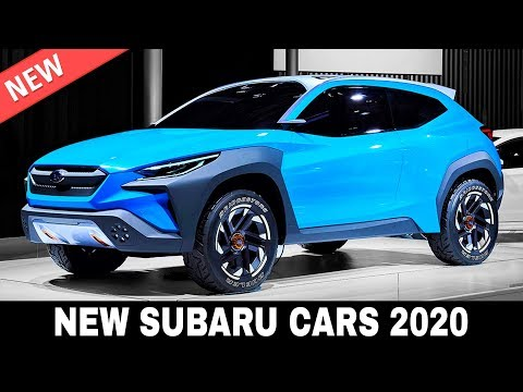 10 New Subarus Ideal For Suburban Families And Sports Car Fans In 2020