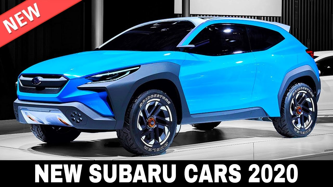 10 New Subarus Ideal For Suburban Families And Sports Car Fans In 2020 Youtube