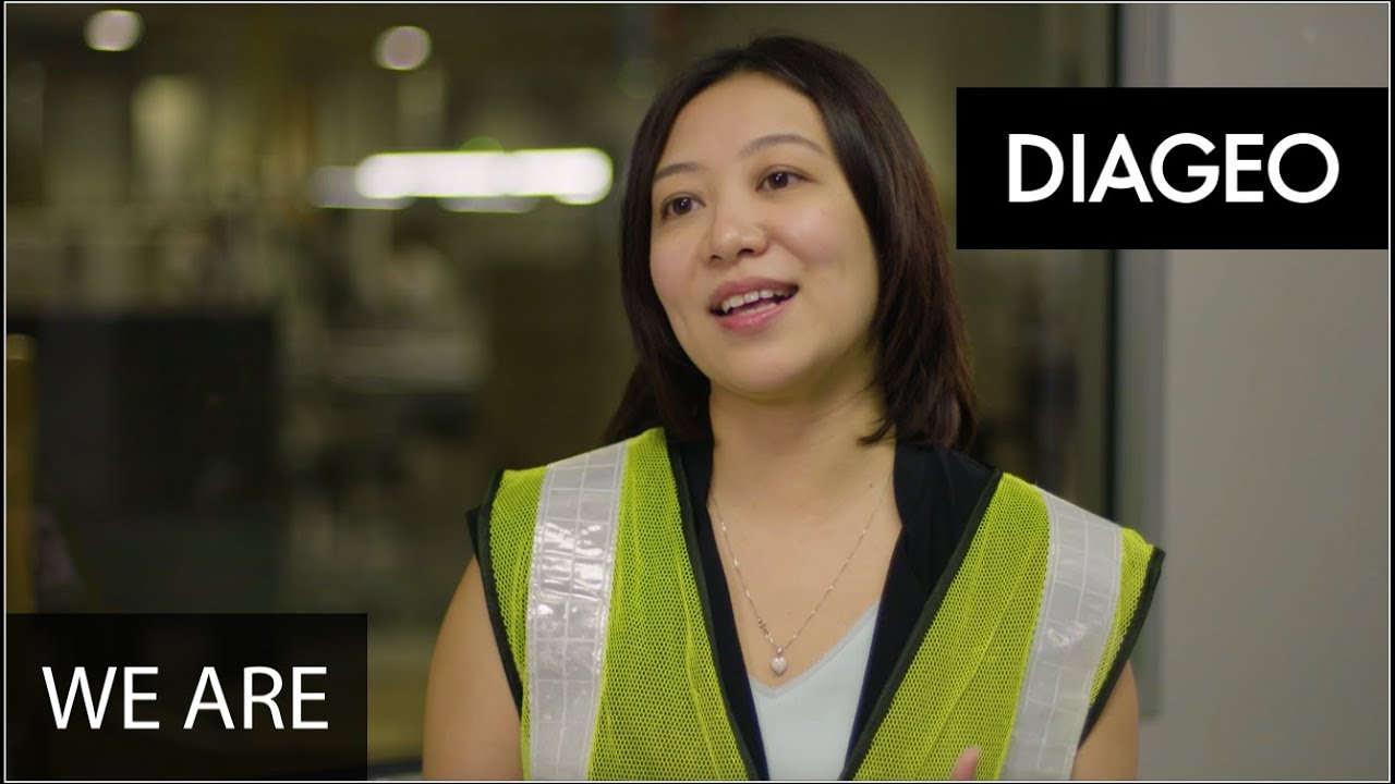 We Are Diageo | Meet Cassandra Chan, Operations and Logistics Manager |  Singapore | Diageo