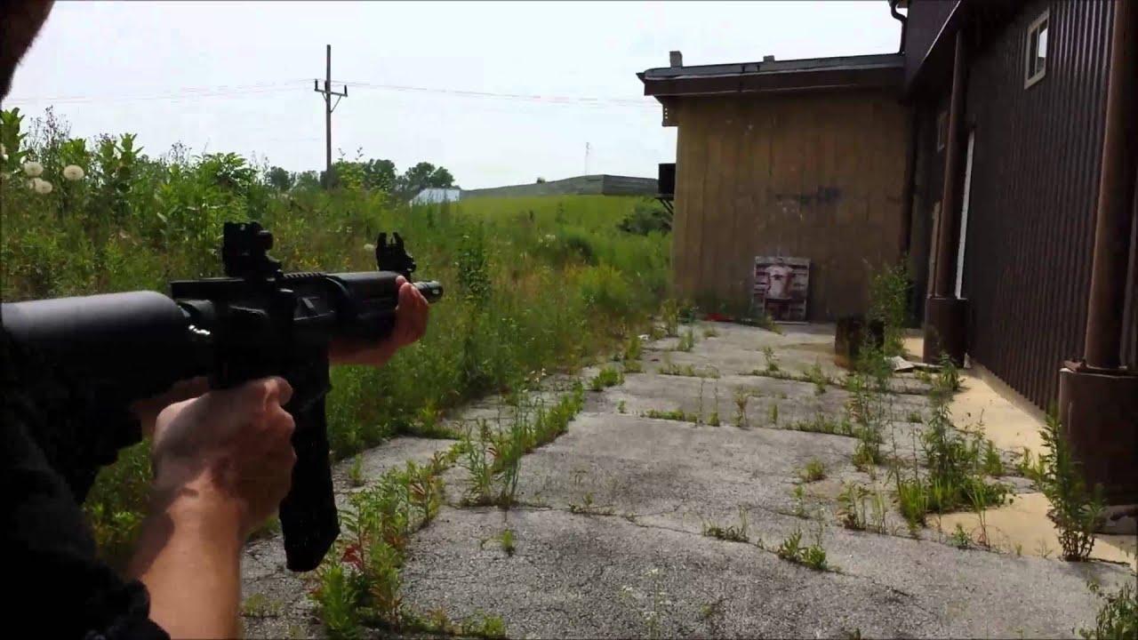 REFURBISHED - Tiberius Arms T15 FS First Strike Paintball Gun