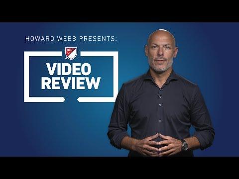 MLS Video Review Seminar with Howard Webb