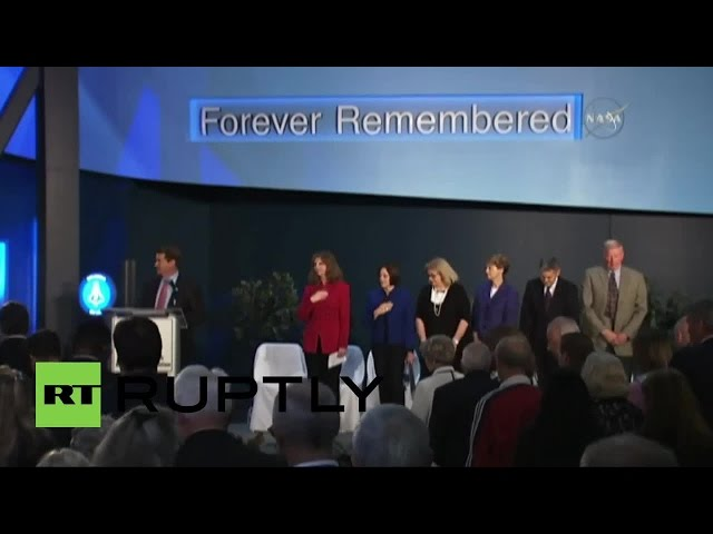 NASA commemorate Challenger crew in 30th anniversary of disaster