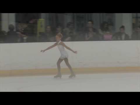 Gabrielle Henley  Compete USA Palm Beach Ice Works 2017