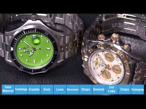 High-end watches VS. Affordable watches