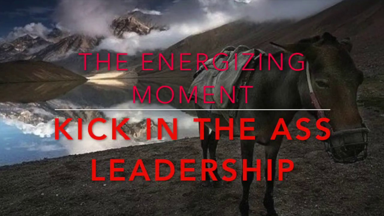 THE ENERGIZING MOMENT: Part 7: Holy Shift - the value of negative experiences.