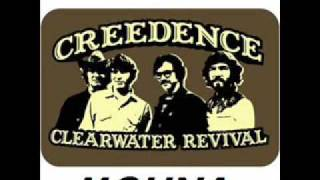Creedence Clearwater Revival - Molina+LYRICS